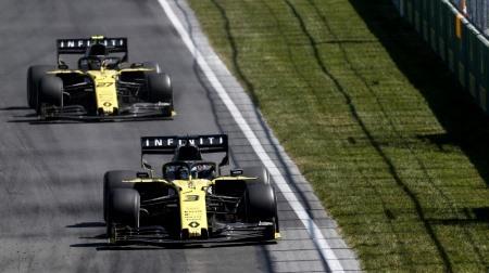 ヒュルケンベルグ、チームオーダーにイラつく@F1カナダGP
