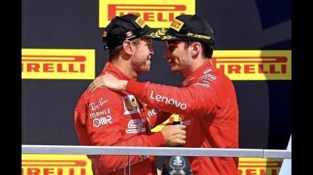 フェラーリ、ルクレールにベッテルのペナルティを伝え忘れる@F1カナダGP