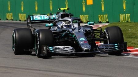 ついに表彰台から陥落のボッタス@F1カナダGP