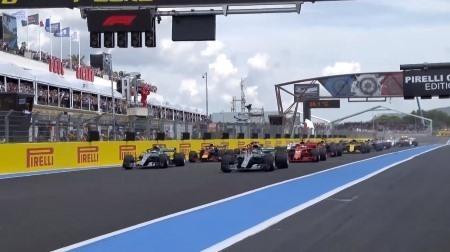 2019F1フランスGPのタイヤチョイス