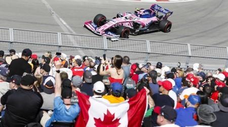 ストロール、地元モントリオールで殊勲の9位@F1カナダGP