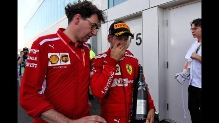 ベッテル、F1カナダGPのレース後の行動は不問に