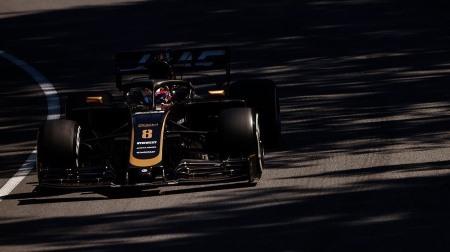 F1に給油復活を提案するグロージャン