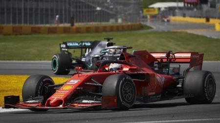 フェラーリ、タイトル争いは届かないと諦め?