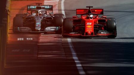 フェラーリのベッテルの裁定に関するアピールが却下