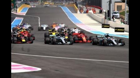 F1フランスGPのアップデート情報ほか