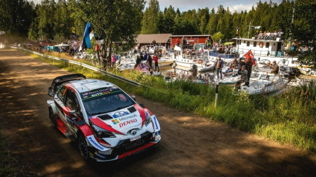 2019WRC第9戦フィンランド結果