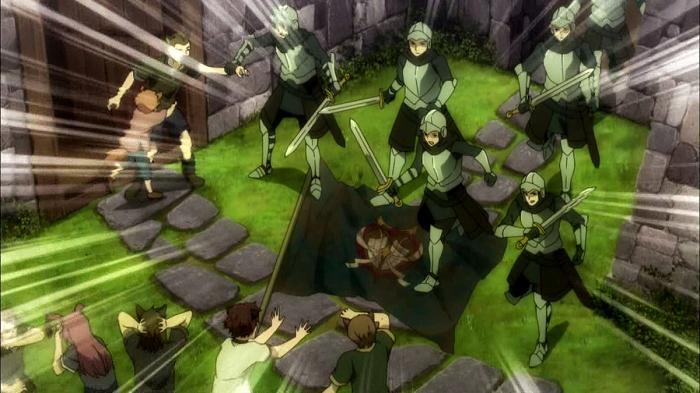 盾の勇者 15話