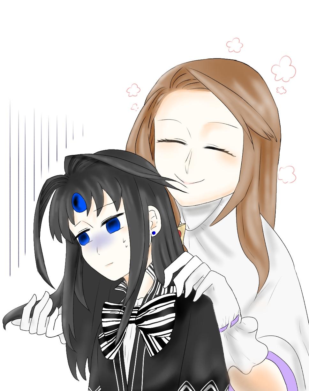 モコモコとカタリアーナさん