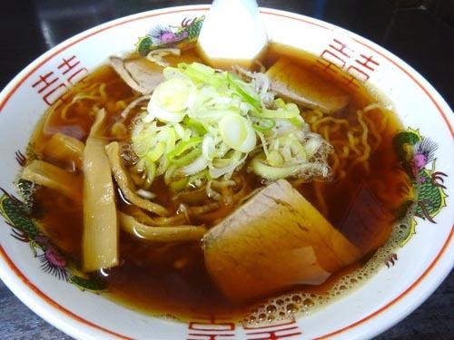 07津軽煮干しラーメンあっさりちぢれ麺