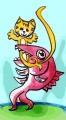 龍猫鯛が猫を被るh (2)