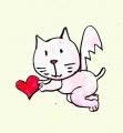 龍猫がキューピット (3)