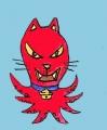 龍猫がタコ猫 (1)