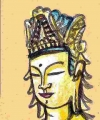 法隆寺釈迦三尊 (2)