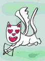 猫エンゼル (4)