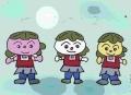麺麭柏餅3兄弟