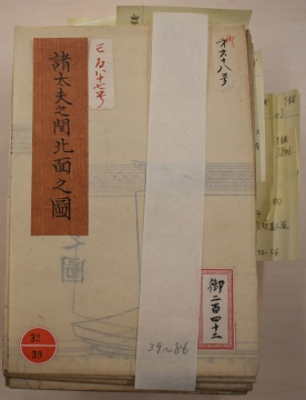 京都御所詳細図