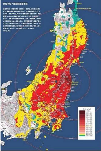 20190426東日本空間線量地図
