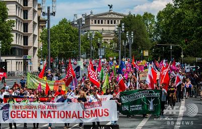 20190520犯国家主義デモベルリン