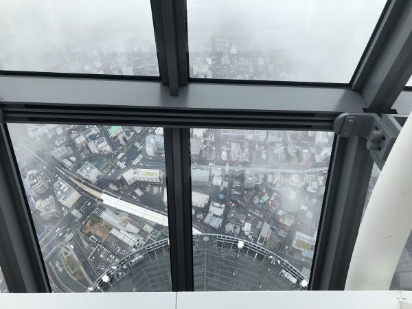 2019-03-07 展望デッキからの眺望