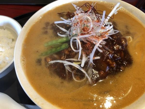2019-03-27 担々麺