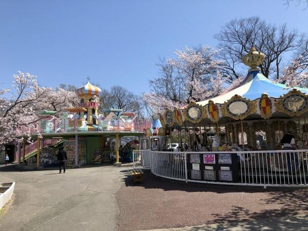 2019-04-20 動物園遊具