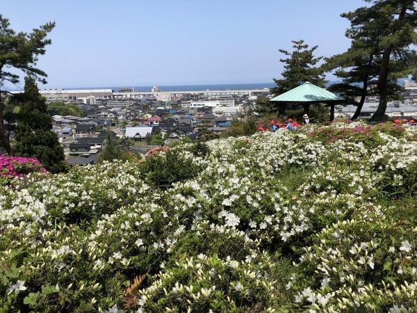 2019-05-13 つつじ園からの眺め