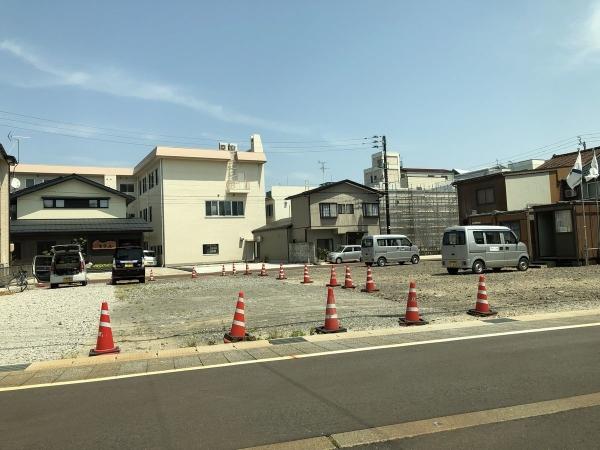 2019-05-13 糸魚川火災の跡
