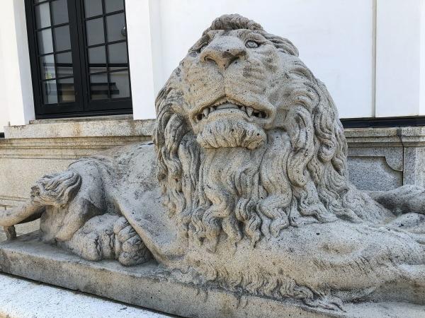 2019-05-12 ライオン像