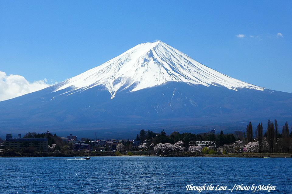 河口湖富士山TZ1