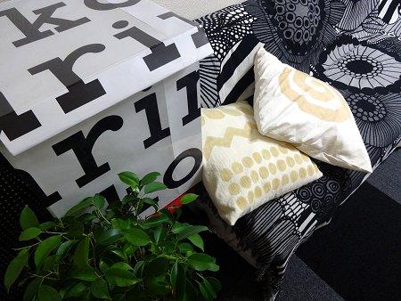 好きな場所 部屋 marimekko 植物