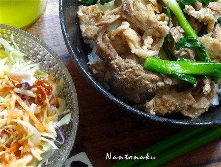 NANTONAKU 05ー18 夜になって ようやくご飯を作るきに成りました 2