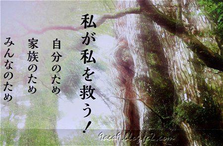 私が私を救う!自分のため 家族のため みんなのため 京都市健康保険