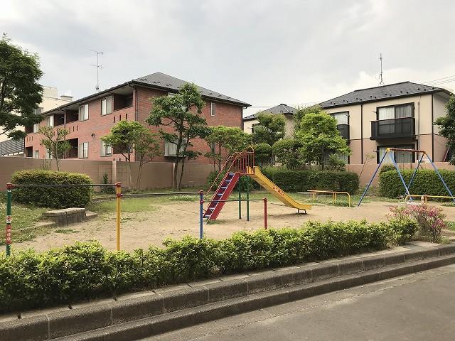 公園(朝日プラザ柏木)
