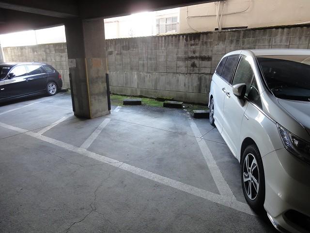 ベルマンション鈴力駐車場No.3