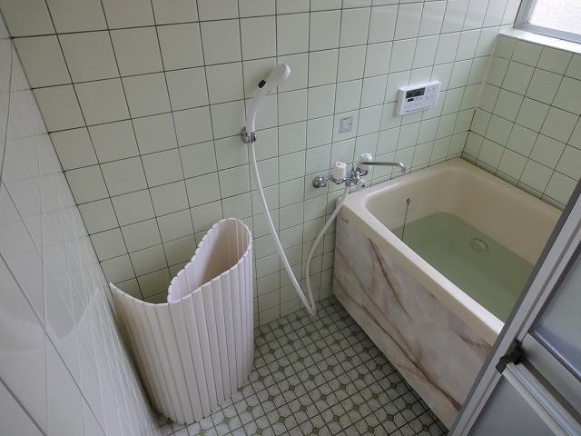 水の森ハイムお風呂場