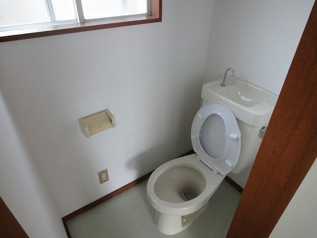 水の森ハイムトイレ