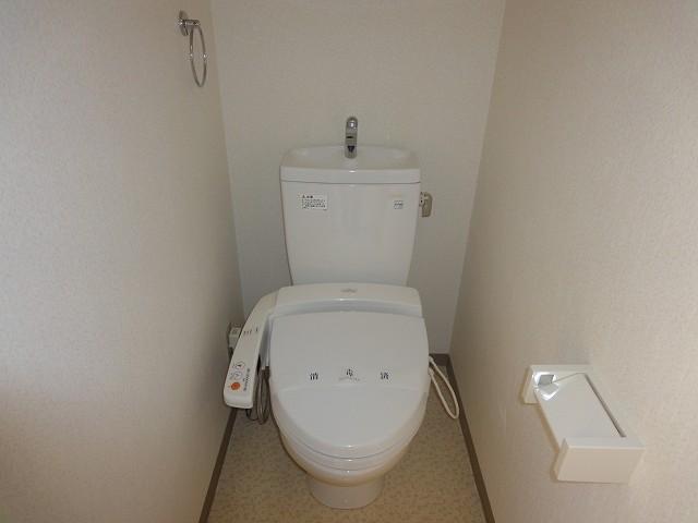 柏木本館トイレ