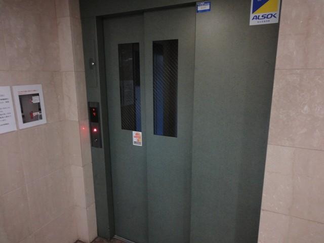 ステーツ柏木 エレベーター