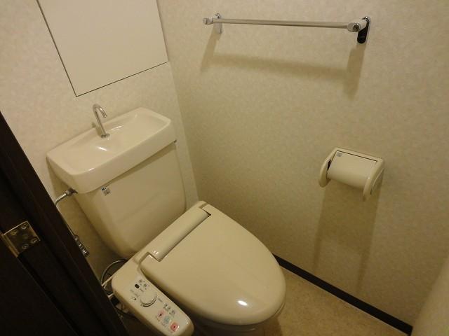 ステーツ柏木 トイレ