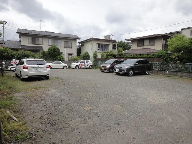 葉山町駐車場
