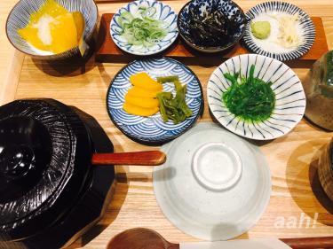 韓国でいただく日本飯!