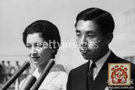 美智子様と今上天皇の若い時