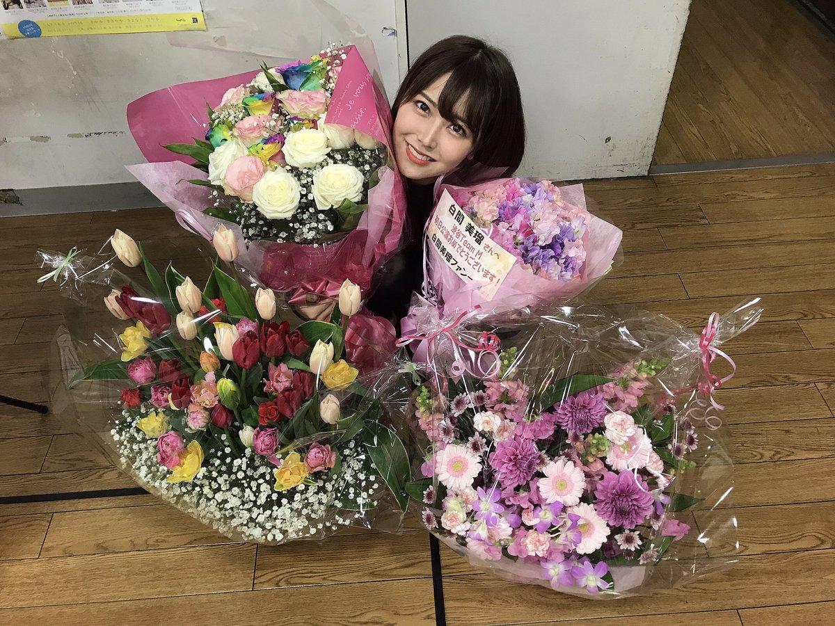 白間美瑠 2019 薔薇 1 済み