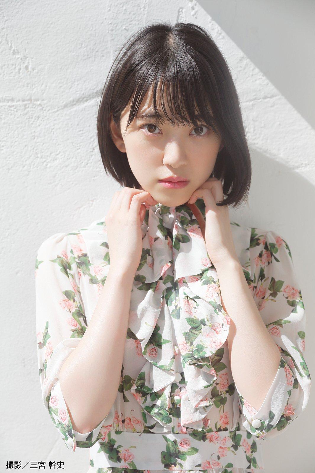 堀未央奈 2019 薔薇 済み