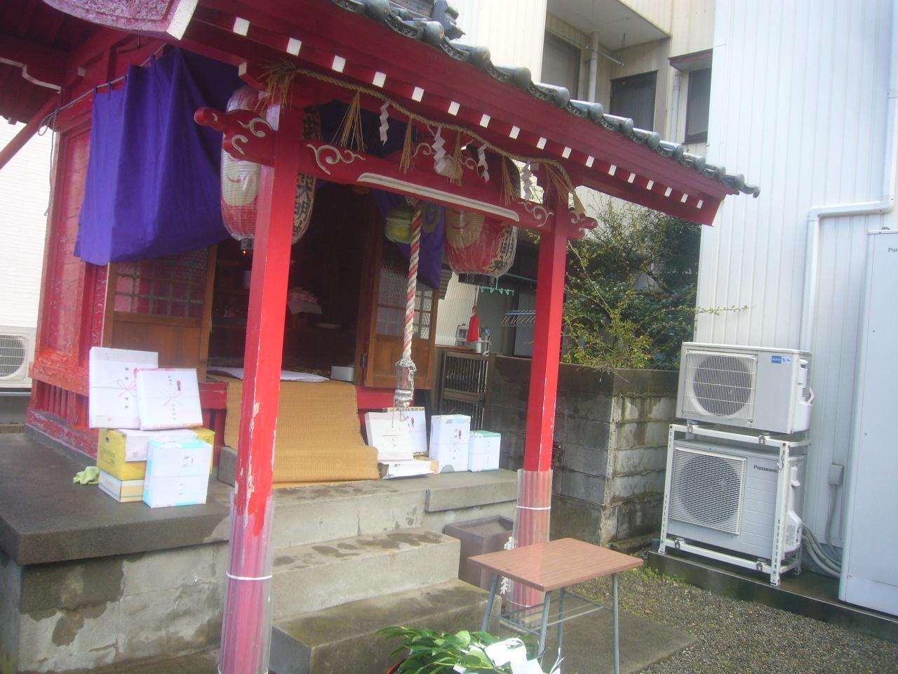 稲荷神社 H31.3.31