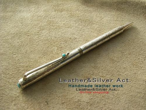シルバー ボールペン 925