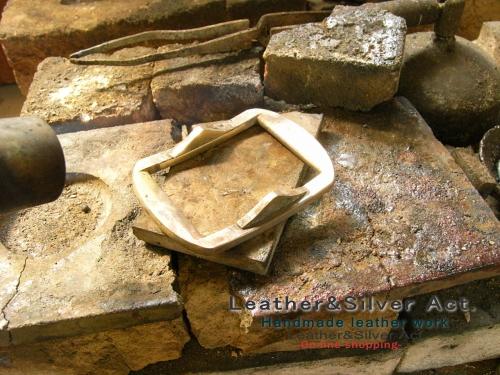 真鍮 製作 オーダーメイド バックル