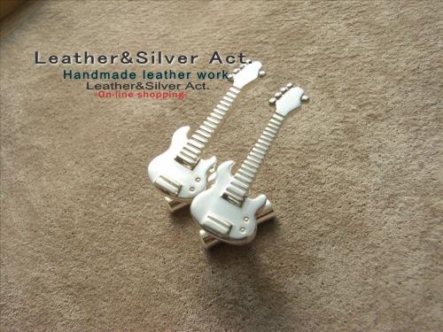 楽器のカフス シルバー925