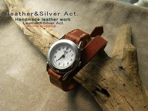 腕時計 革の交換